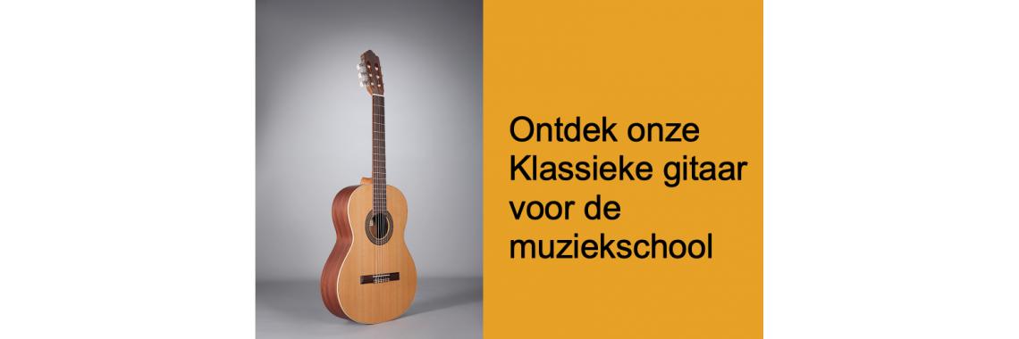 klassieke gitaar muziekschool